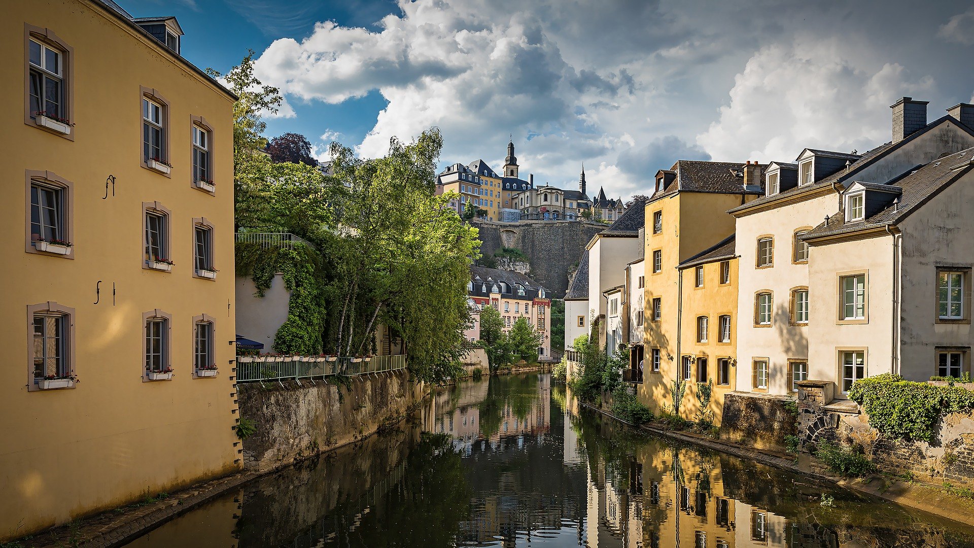 Image of Luxembourg City, Luxembourg