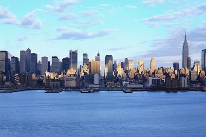 Image of New York City, DFA Intercultural home