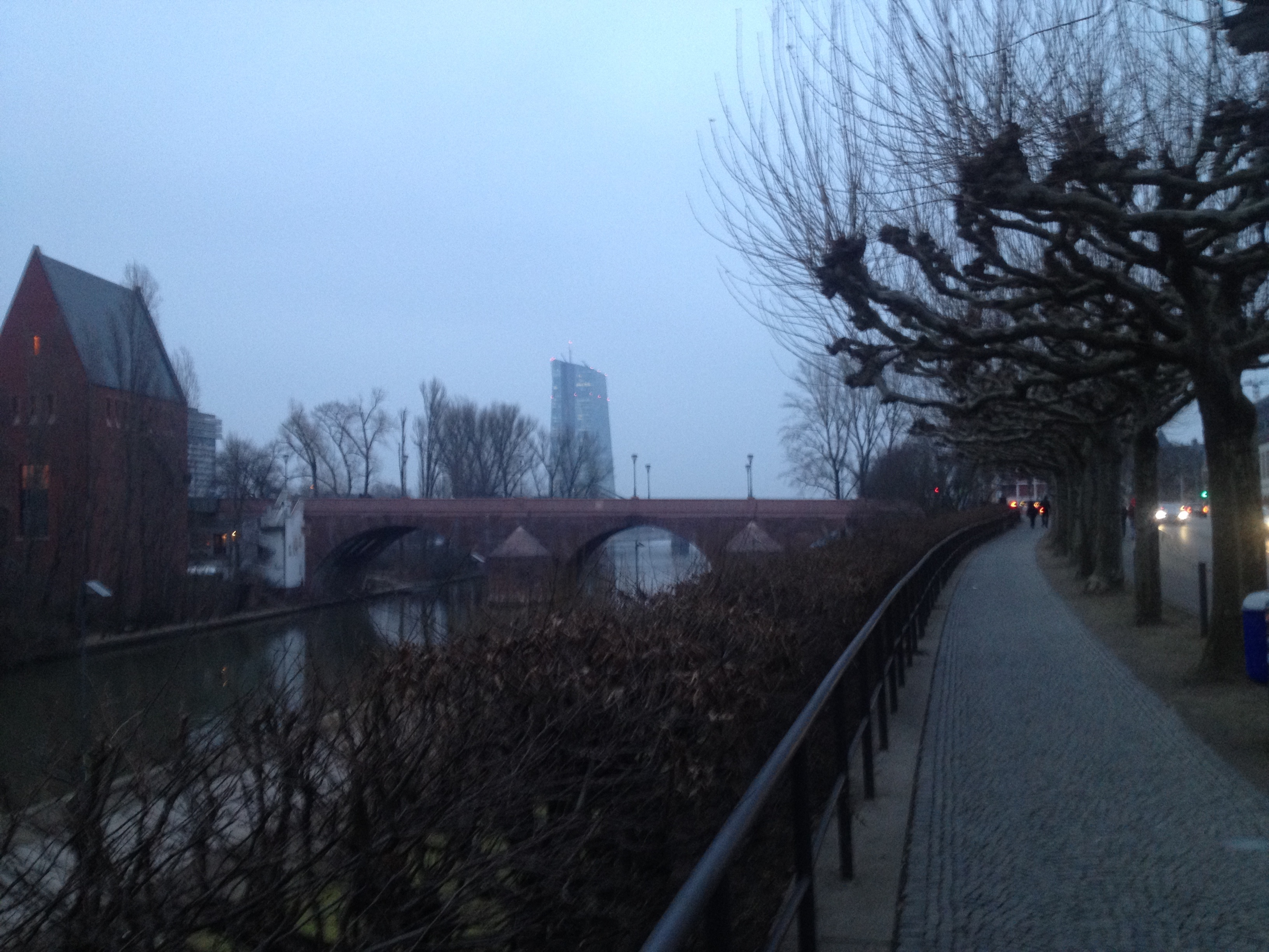 Image of Germany in the winter