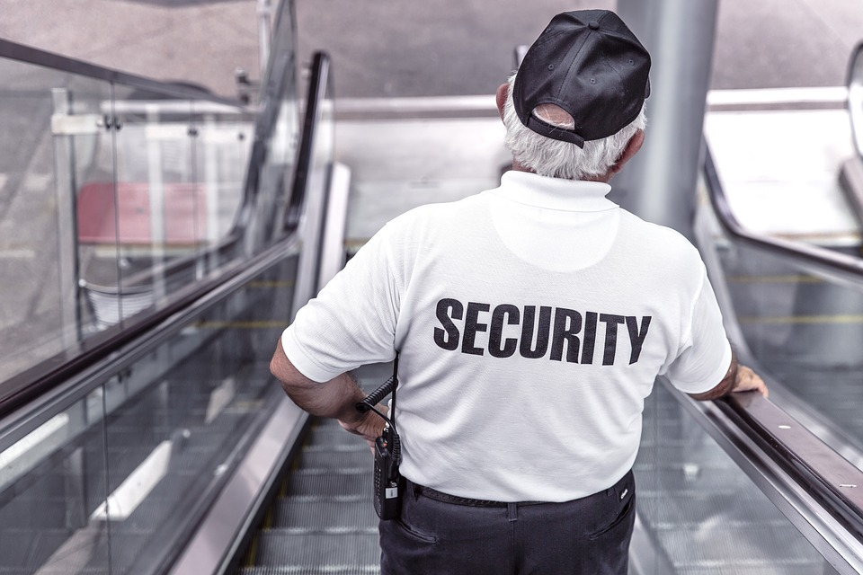 Image of a Security Guard
